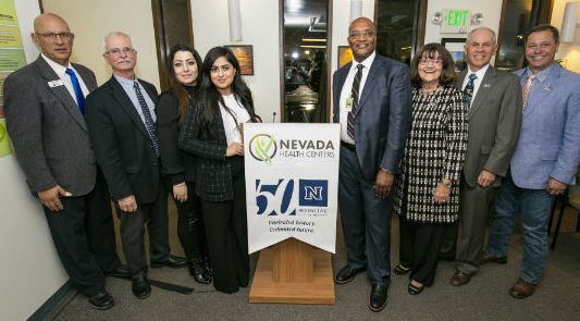 Residency program launches with newly renovated Nevada Health Center