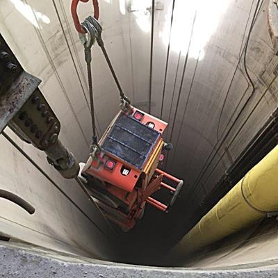 Pumpkin Hollow shaft