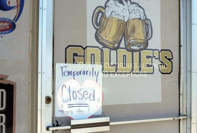 Goldie's business license revoked