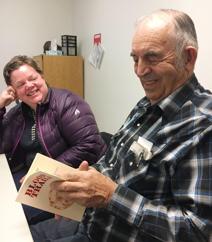 Veterans Share Stories of War