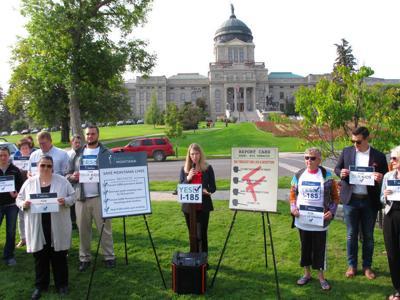 Election 2018 Montana Initiatives