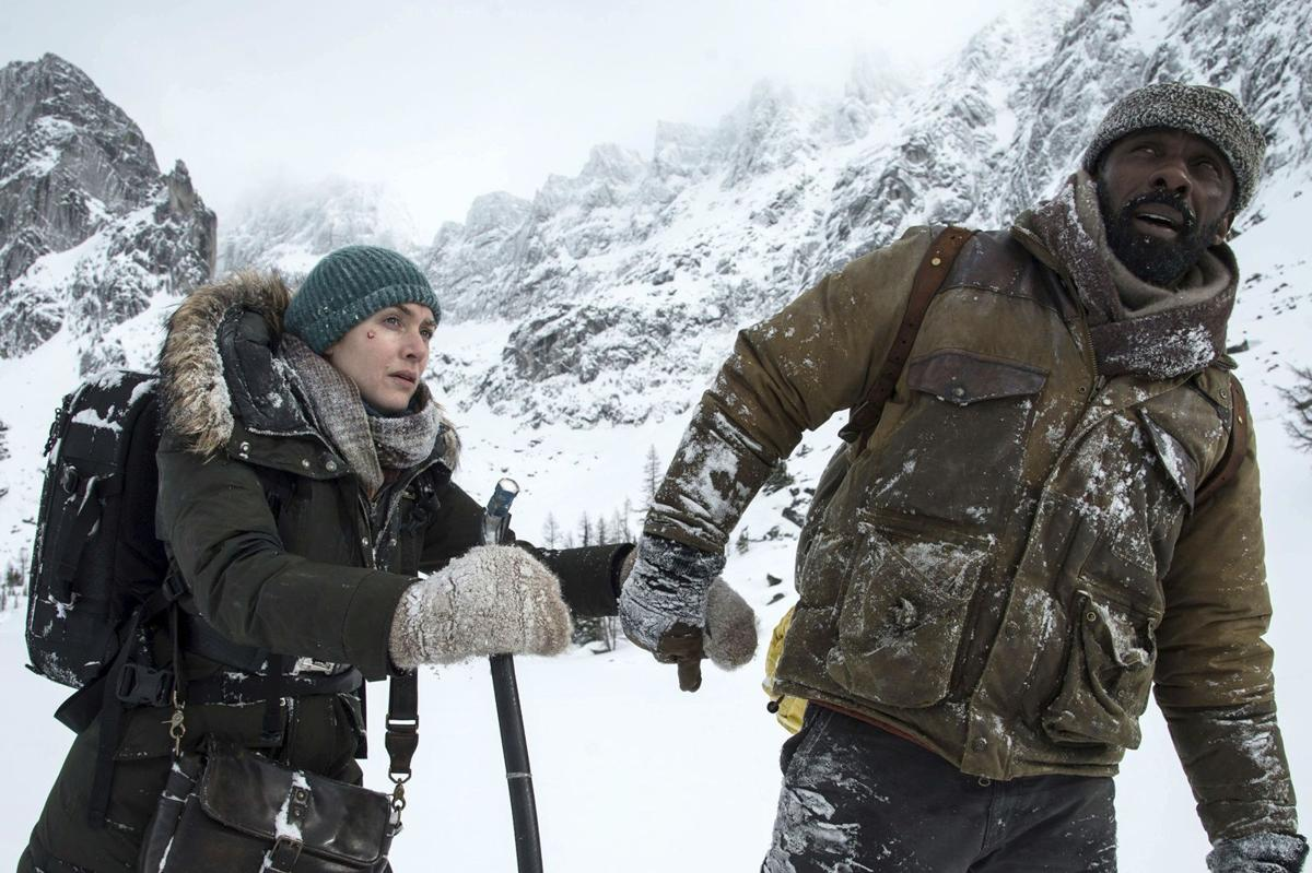 Film Review The Mountain Between Us