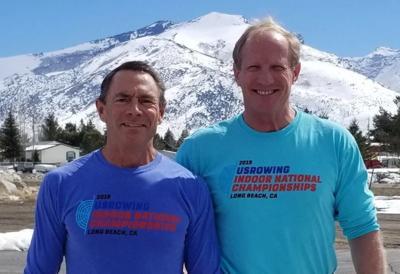 John Dinsmore and Dan Leff