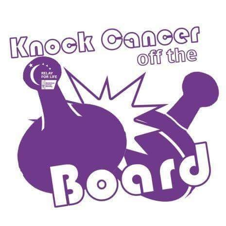 Relay For Life Family Game Night Logo