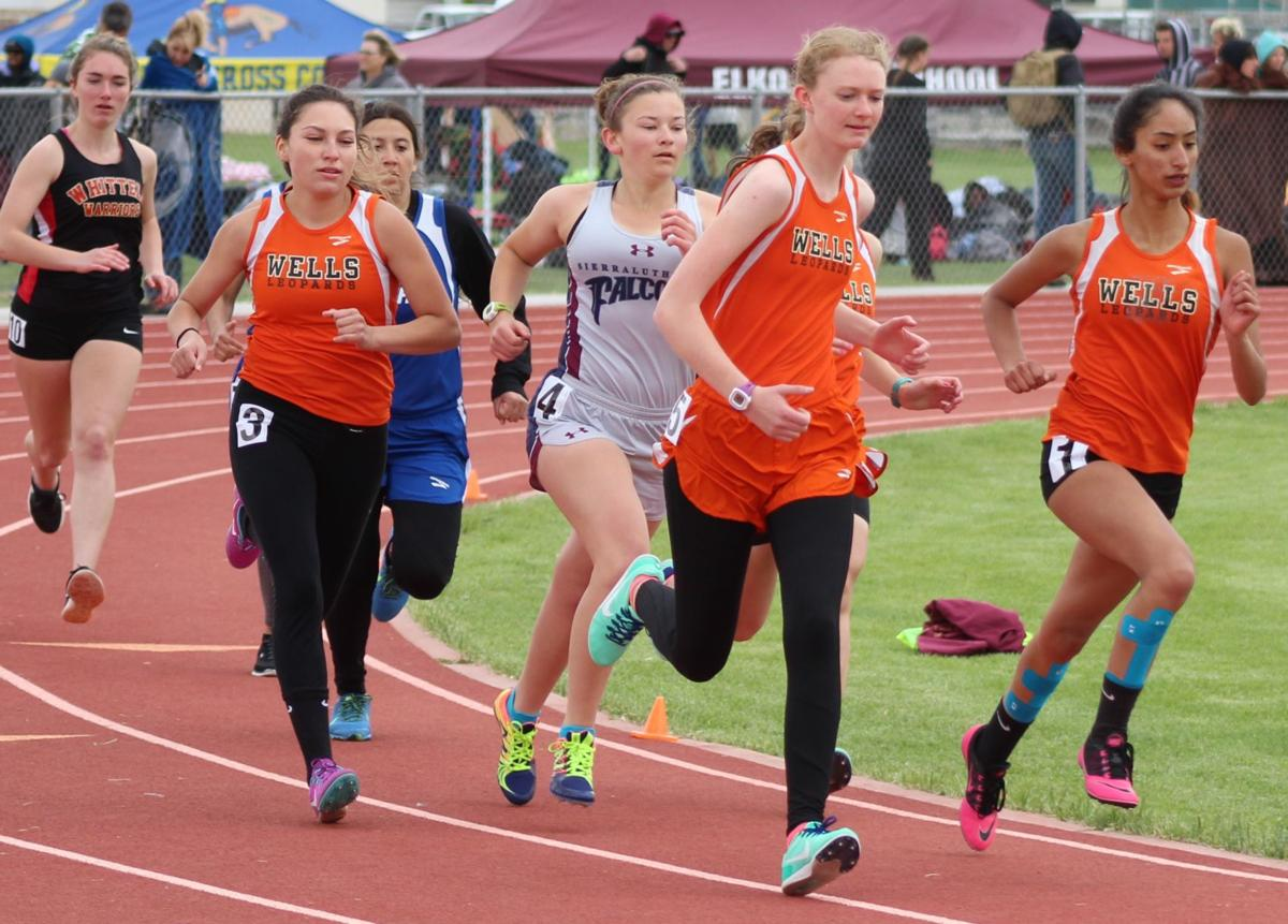 Division 1A North regional 800 meters