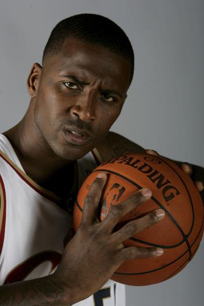 NBA Player Killed Basketball