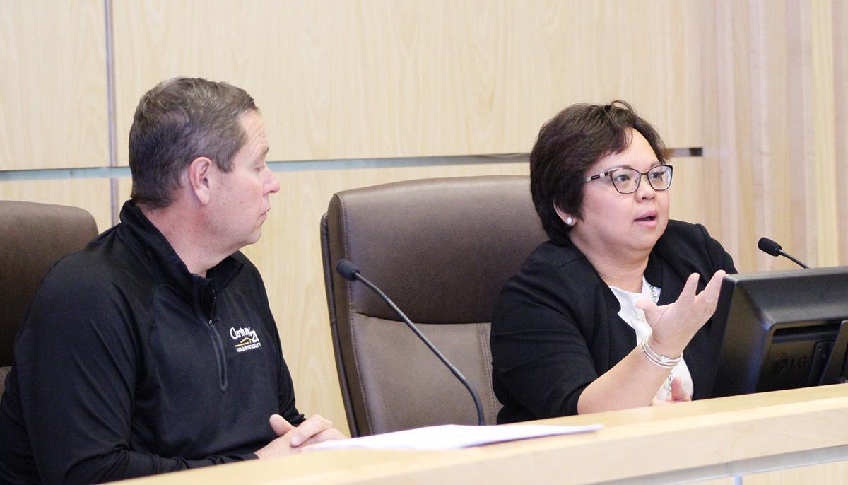 County health board