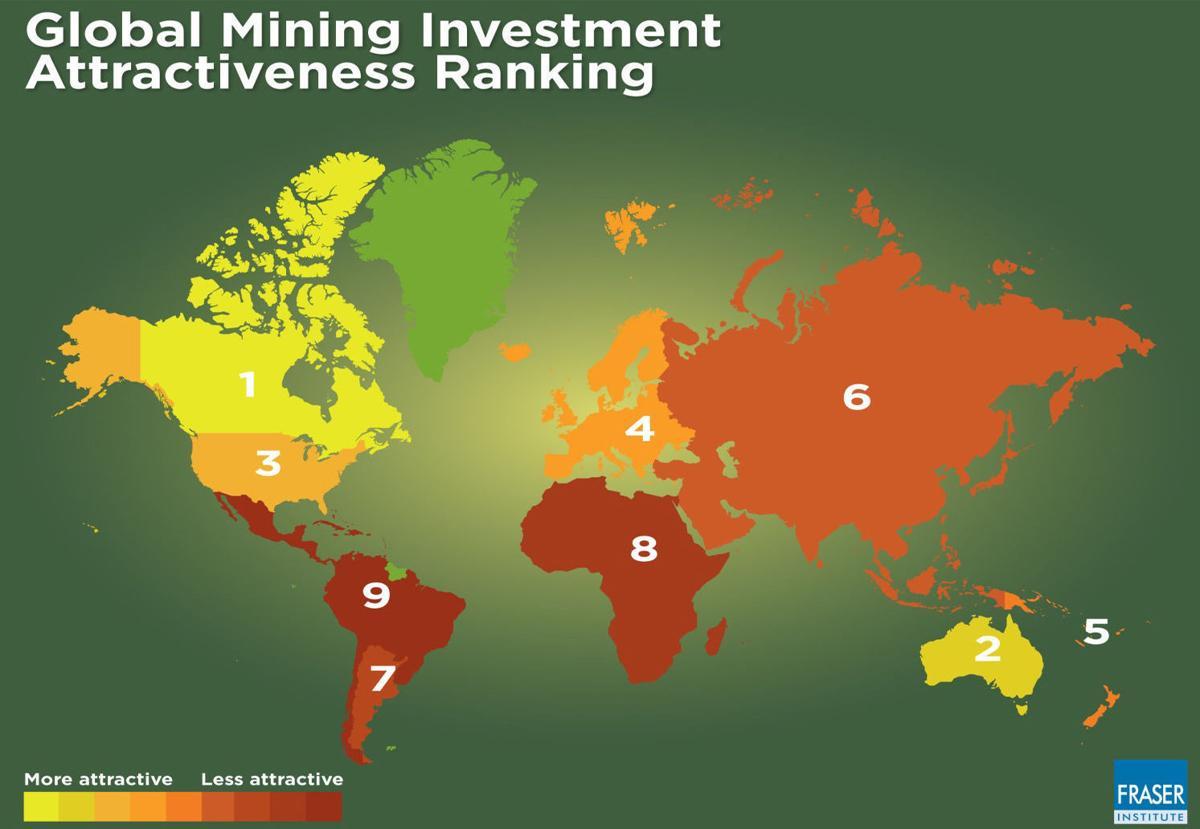 Nevada No. 3 mining jurisdiction