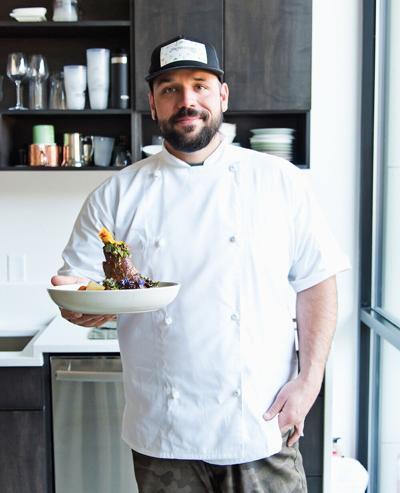 Chef Clark Myers