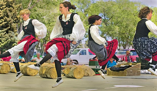 Celebrate Basque culture at festival   Local   elkodaily com