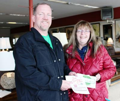 Shop Local winners presented with DBA Bucks