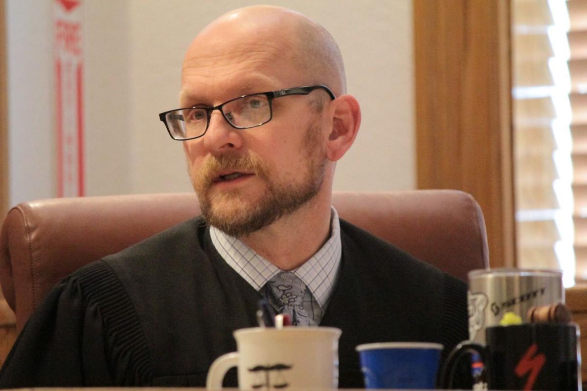 Judge recuses himself from bomb threat suspect case