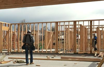 Construction suffers under shutdown