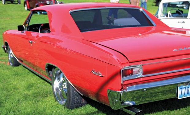 Restoring Reba Morrodders President Recalls Story Behind Favorite - Restore a muscle car car show