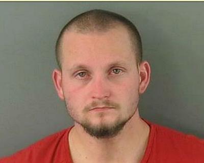 Man allegedly pulled over for speeding arrested for trafficking