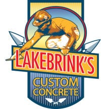 Lakebrink's Custom Concrete