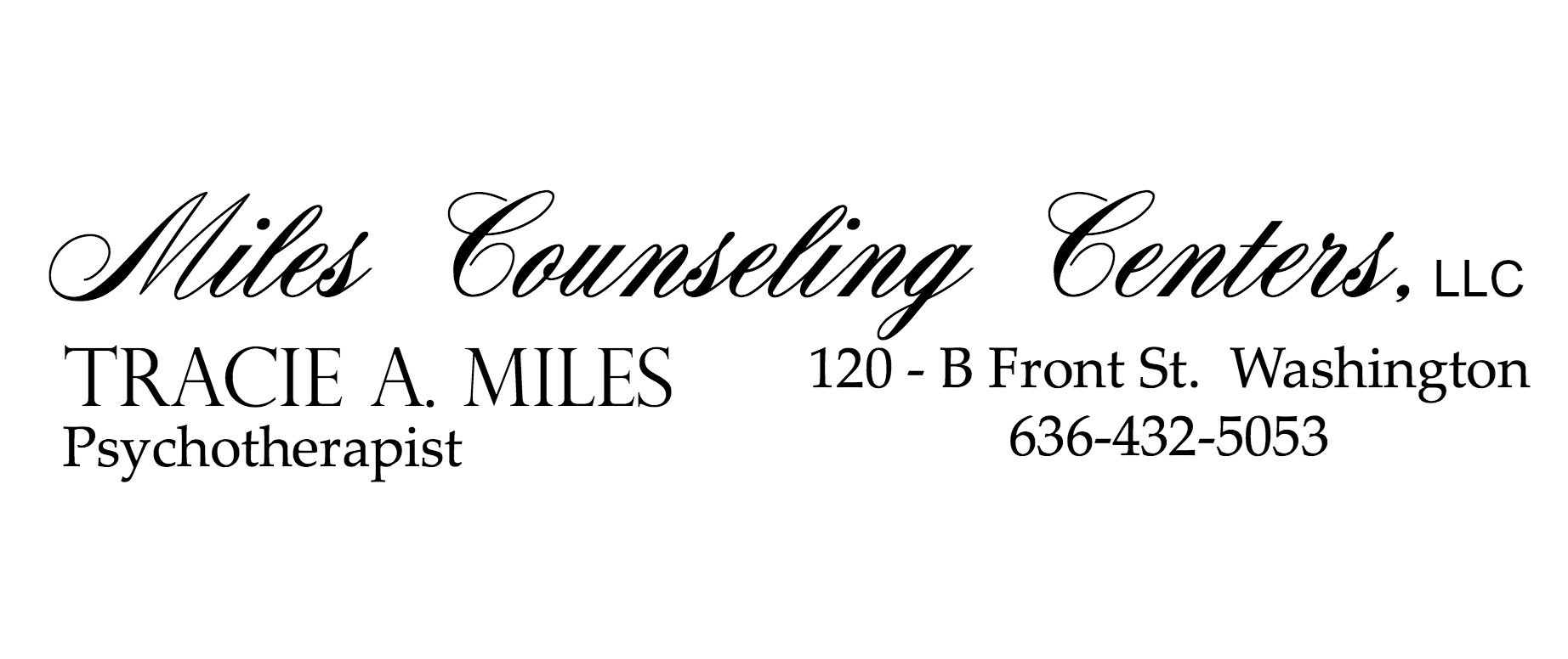 Miles Counseling Centers LLC