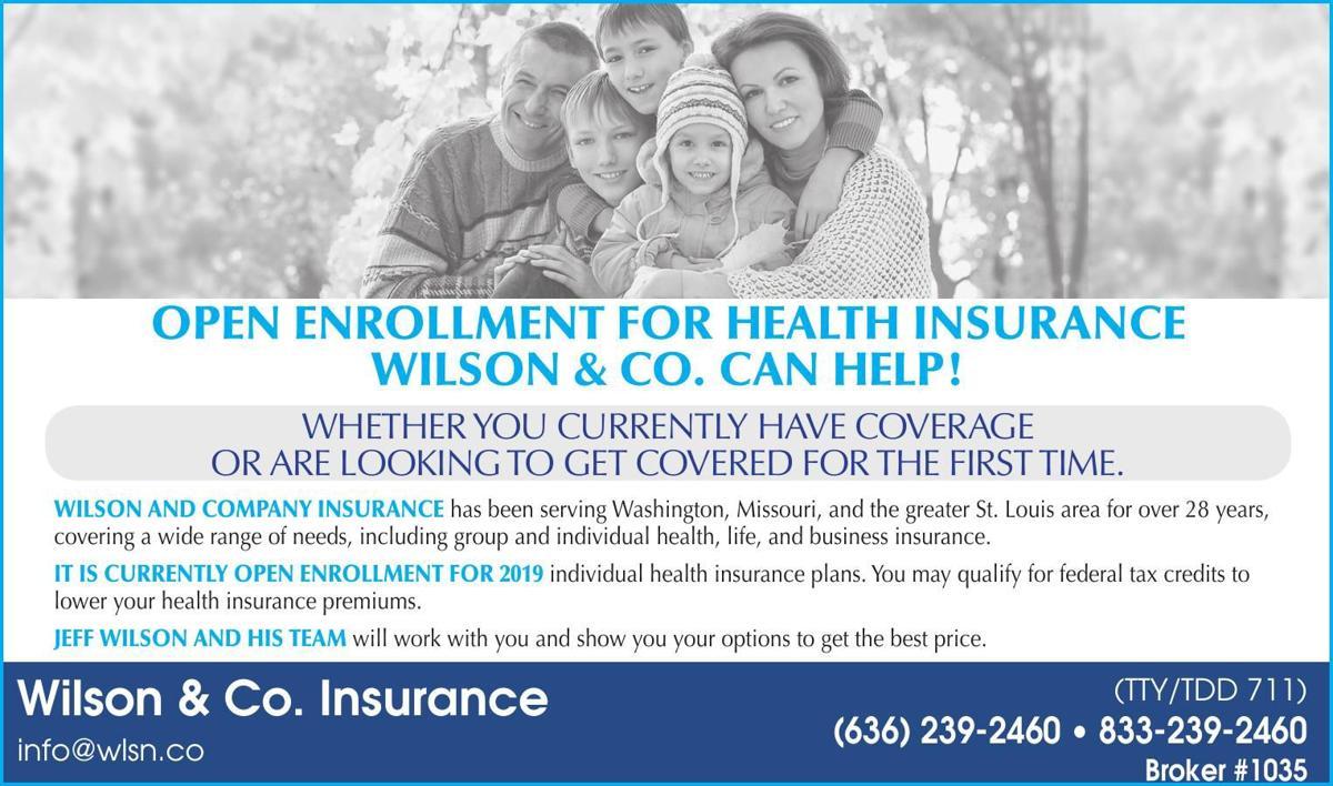Open Enrollment for Health Insurance