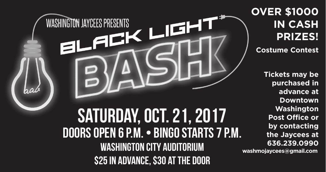 Blacklight Bingo