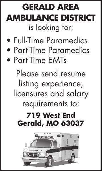 Paramedics & EMTs