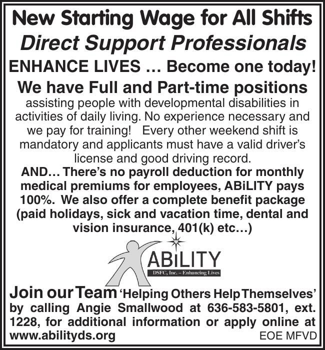 New Starting Wage for All Shifts