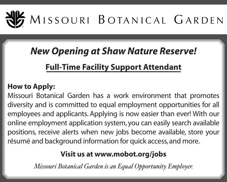 Full-Time Facility Support Attendant