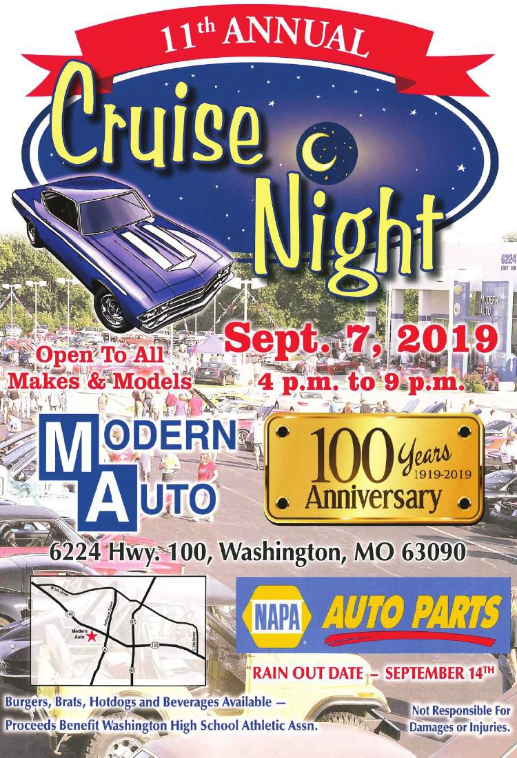 Cruise Night