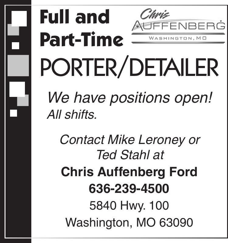 Porter/Detailer