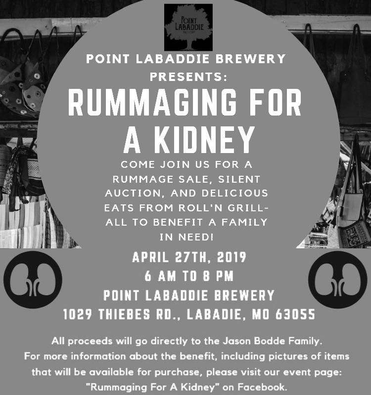 Rummaging for a Kidney