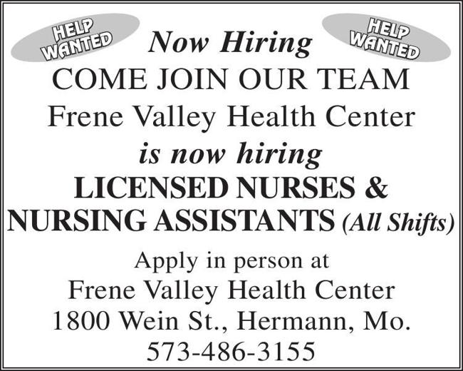 Licensed Nurses & Nursing Assistants