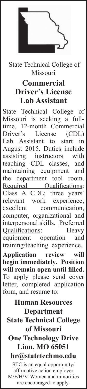 CDL Lab Assistant