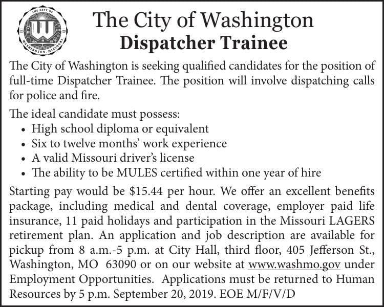 Dispatcher Trainee