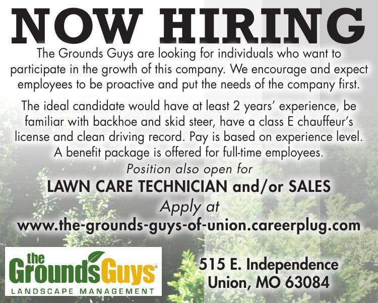 Lawn Care Technician and/or Sales