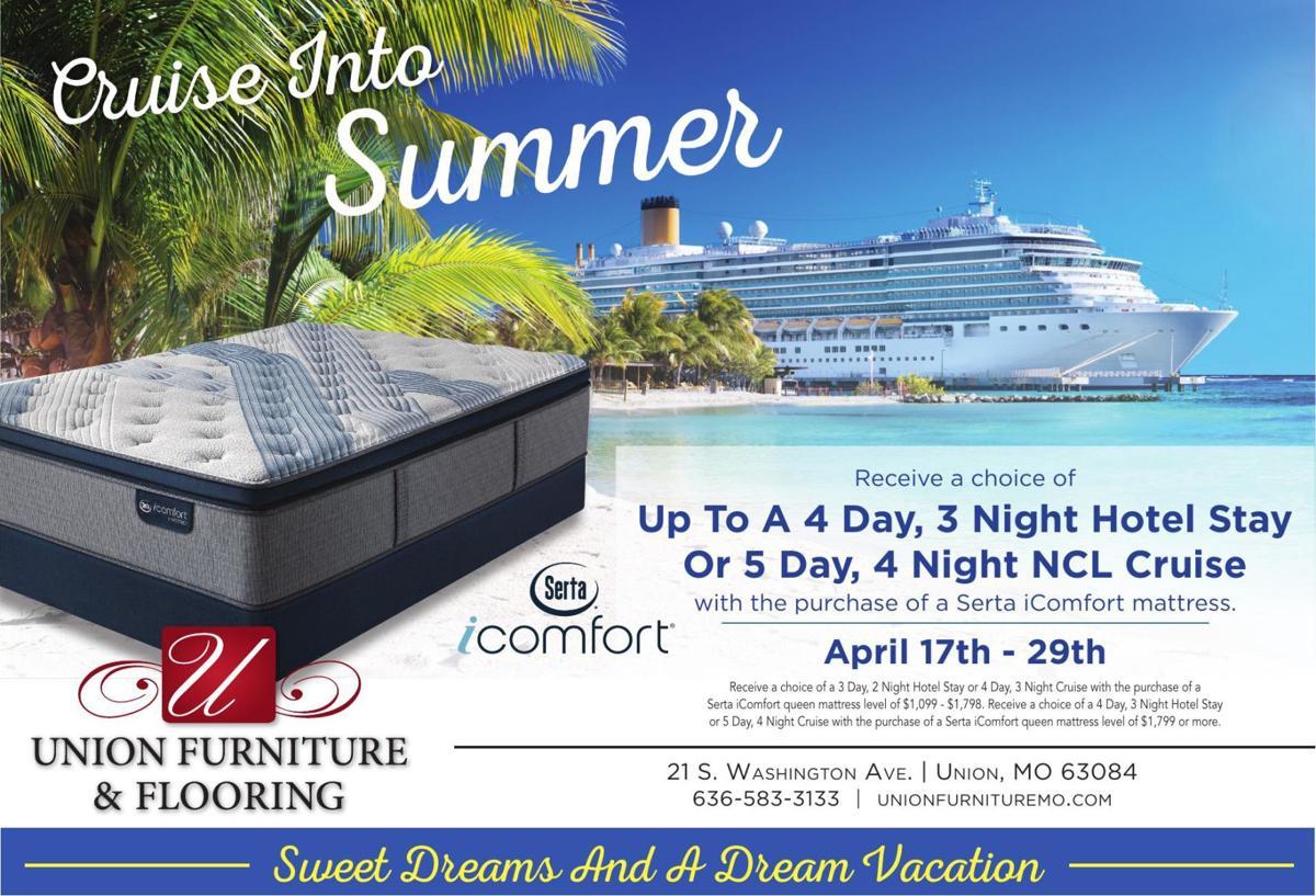 Cruise Into Summer