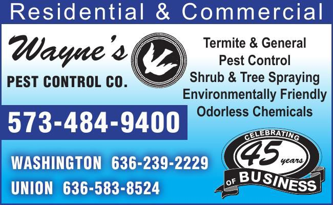 Wayne's Pest Control Co.