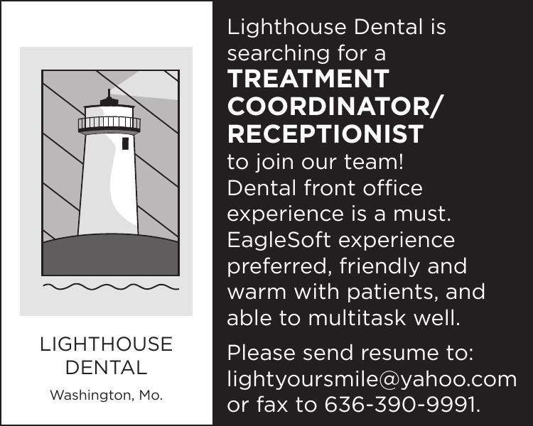 Treatment Coordinator/Receptionist