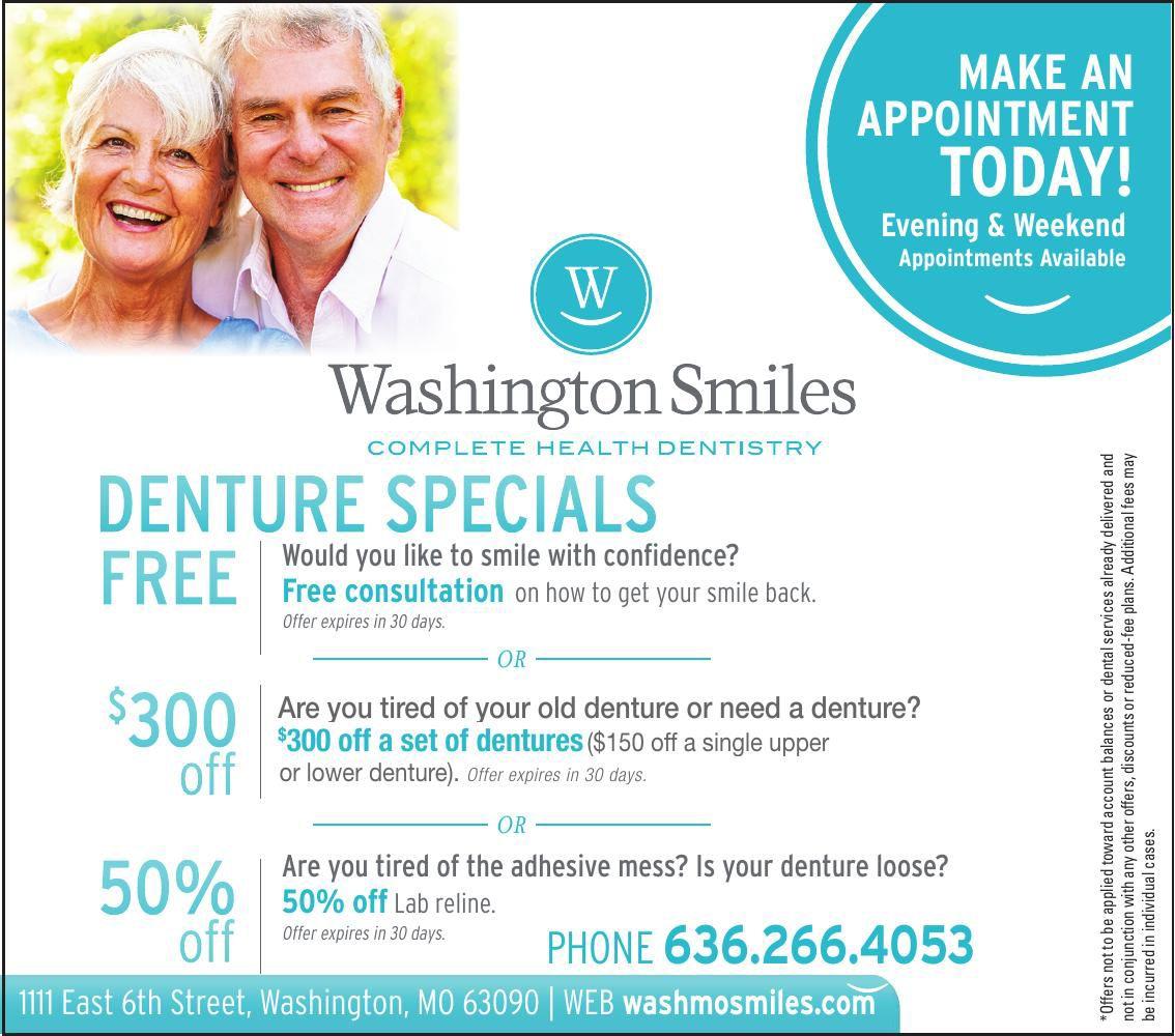 Denture Specials