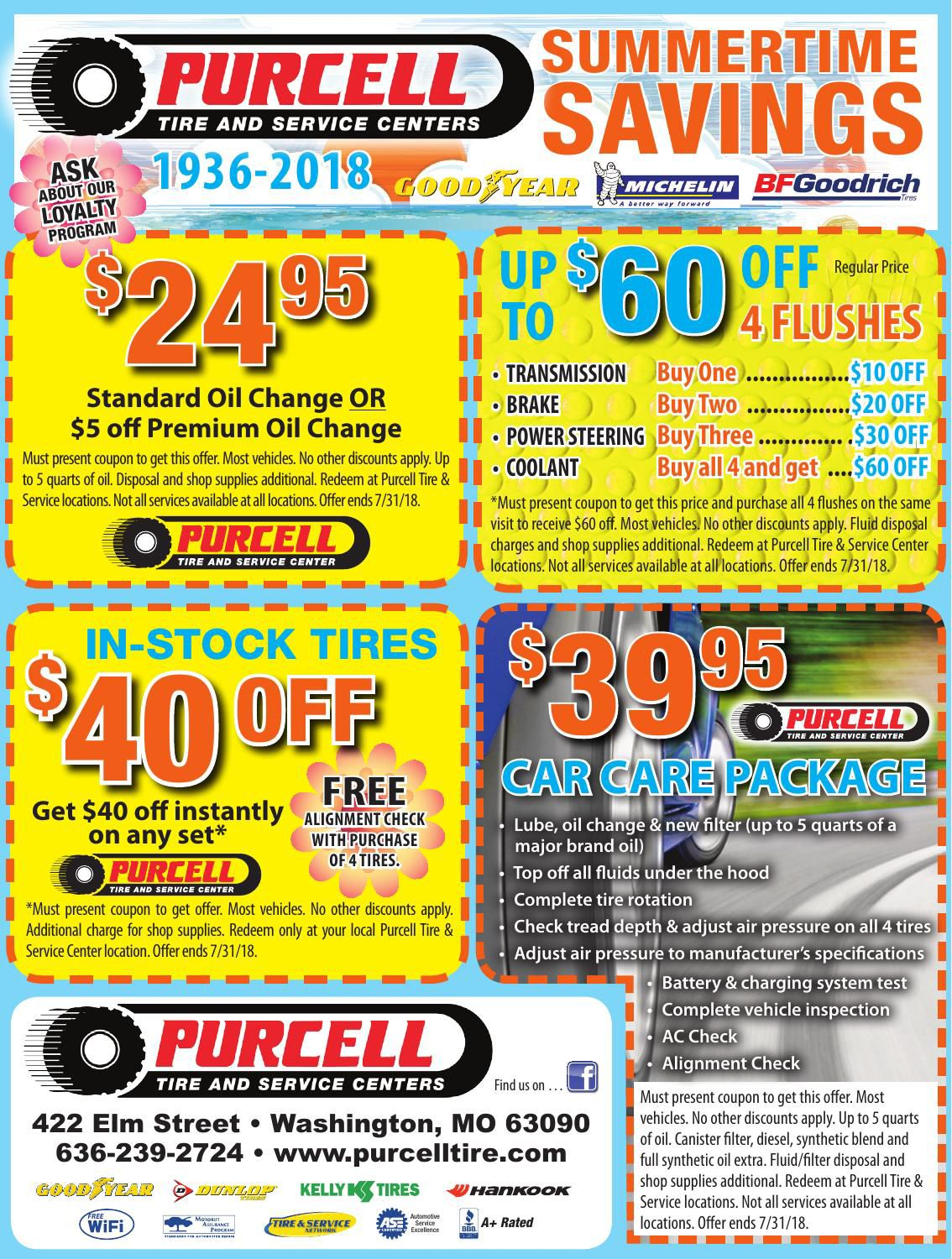 Purcell Tire & Rubber