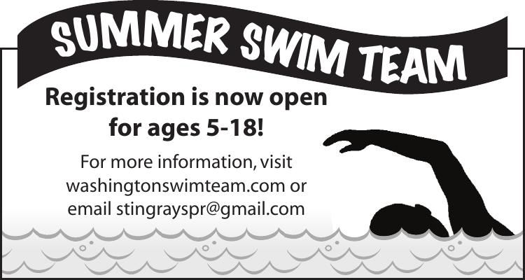 Summer Swim Team