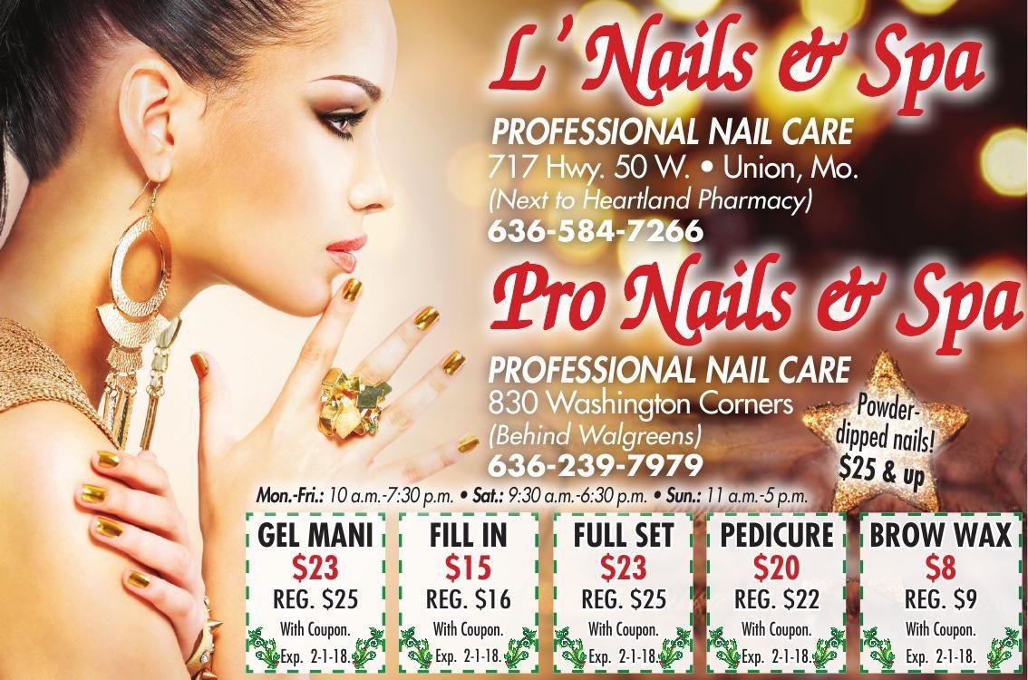 L Nail / Pro Nail