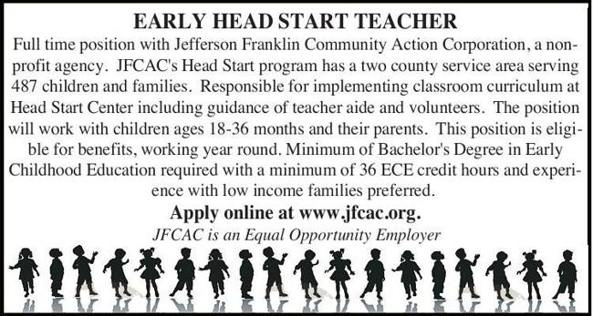 Early Head Start Teacher