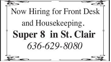 Front Desk and Housekeeping