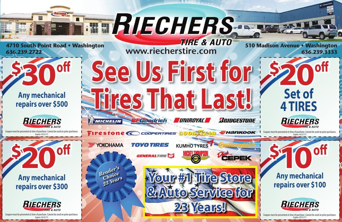 Riecher's Tire & Auto