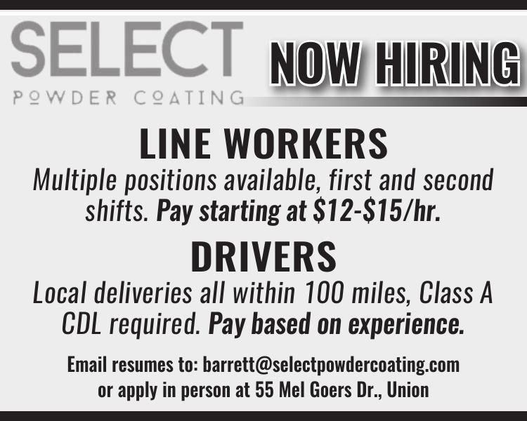 Line Workers • Drivers