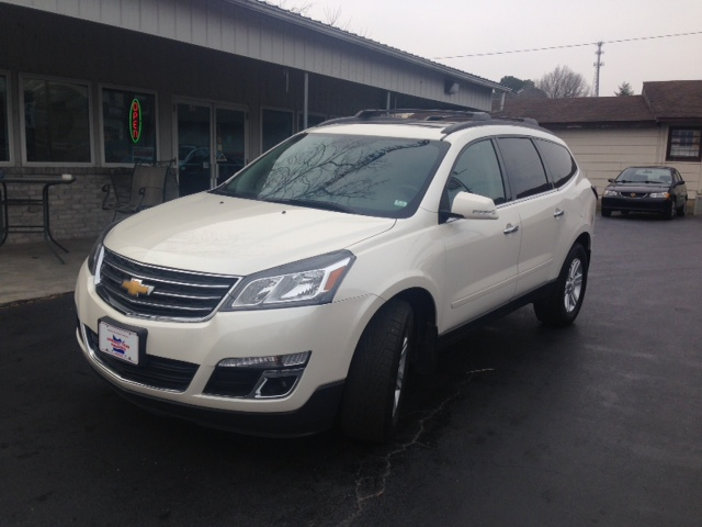 2013 Chevy Traverse