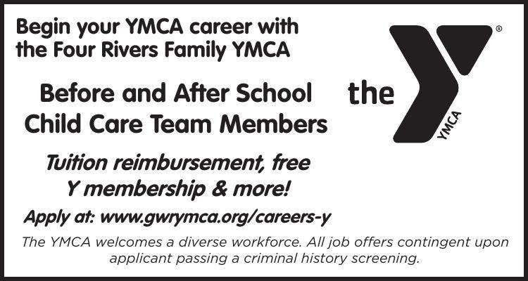 Begin your YMCA career