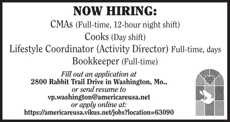Multiple Job Openings