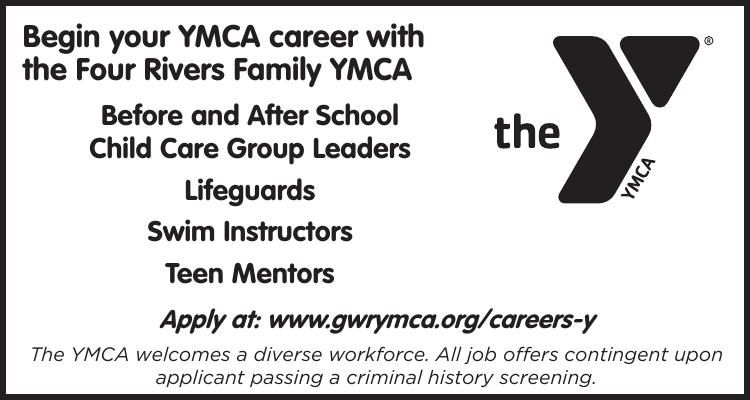 YMCA is Now Hiring!