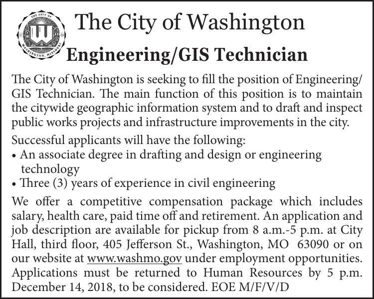 Engineering/GIS Technician