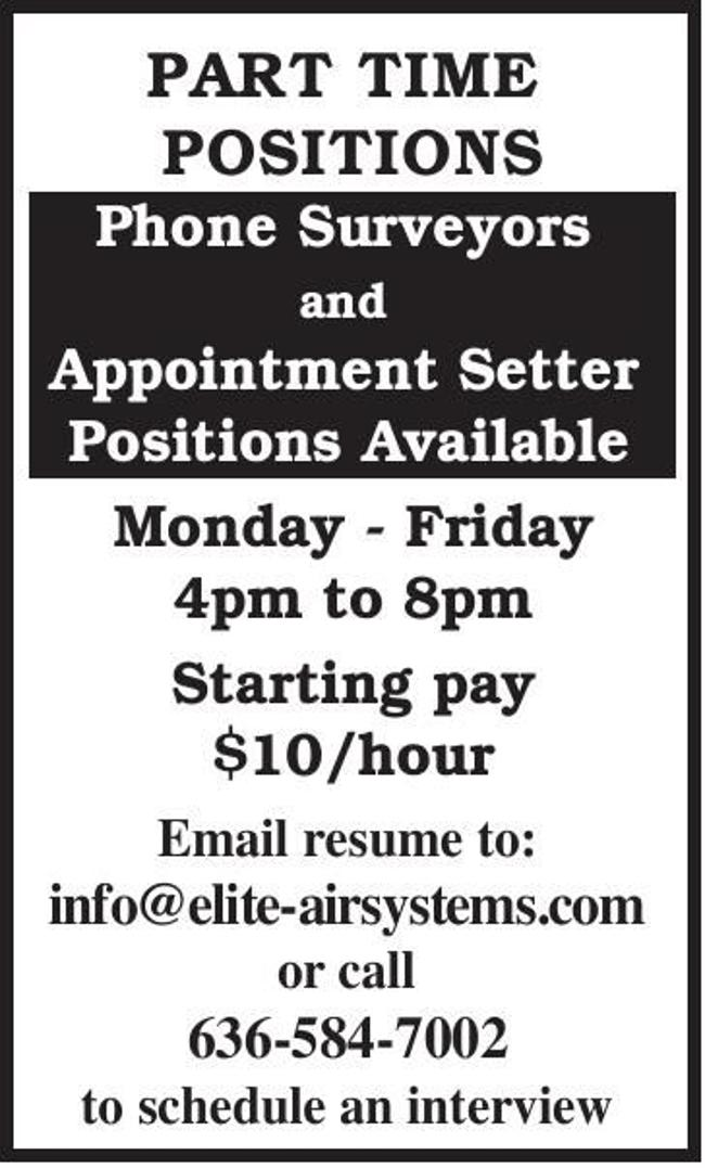 Appointment Setter